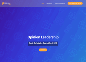 opinion-leadership.de