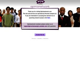 opinionetwork.com