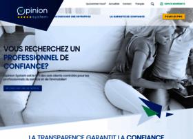 opinionsystem.fr