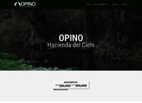opino.com.mx