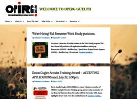 opirgguelph.org
