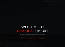 opmhub.com