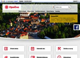 opocno.cz