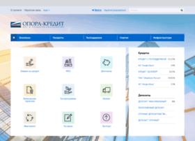 opora-credit.ru