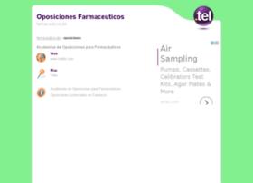 oposiciones.farmaceuticos.tel
