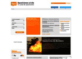 oposicionesaldia.com