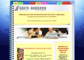 oposicionesgaite.com