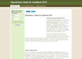 oposicionesjuntadeandalucia.net