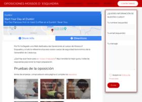 oposicionesmossosesquadra.com