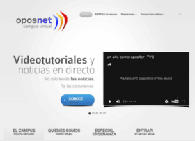 oposnet.es
