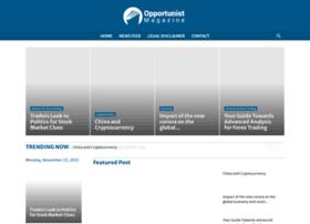 opportunistmagazine.com