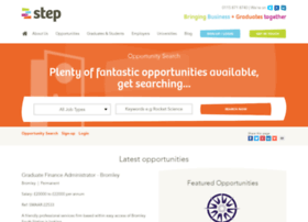 opportunities.stepenterprise.co.uk