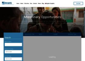 opportunities.team.org