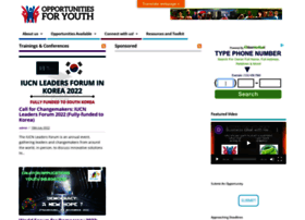 opportunitiesforyouth.org