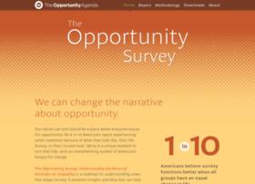 opportunity-survey.opportunityagenda.org