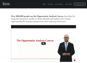 opportunityanalysiscanvas.com