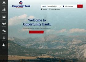 opportunitybank.com