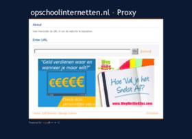 opschoolinternetten.nl