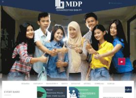 opspek.mdp.ac.id