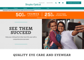optical.shopko.com