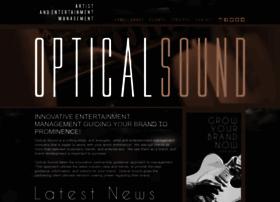 opticalsound.com