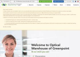 opticalwarehouseny.com