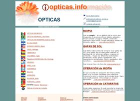 opticas.info