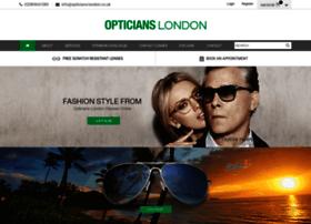 opticians-london.co.uk