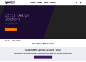 optics.synopsys.com