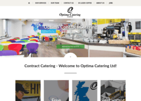 optimacatering.co.uk