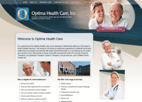 optimahomehealthcare.com