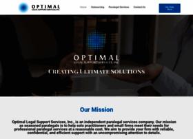 optimallegalsupport.com