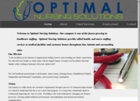 optimalnursingsolutions.com