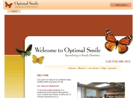 optimalsmile.mydentalvisit.com