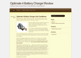 optimate4batterycharger.wordpress.com