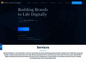 optimizedinfotech.com