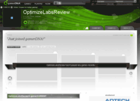 optimizelabsreview.gamerdna.com