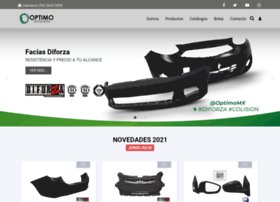 optimoautopartes.com