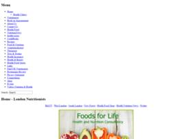 optimumnutritionists.com