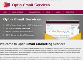 optinemailservices.co.in