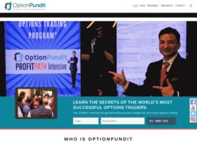 optionpundit.net