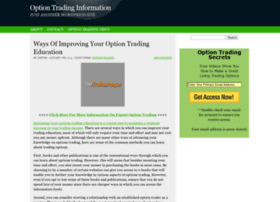 optiontradinginformation.org