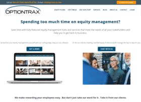 optiontrax.com