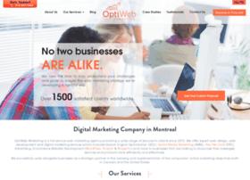 optiwebmarketing.com