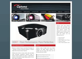 optomaprojector.com.au