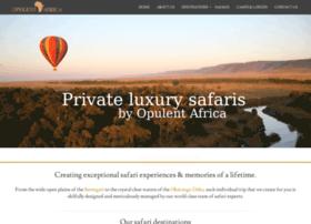 opulentafrica.com