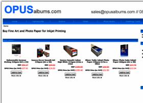 opusalbums.com