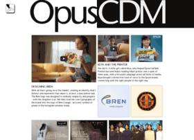 opuscdm.com