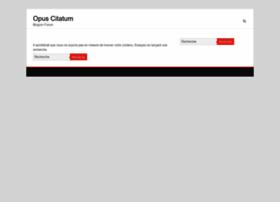 opuscitatum.com