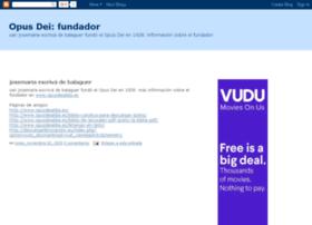opusdei-fundador.blogspot.com